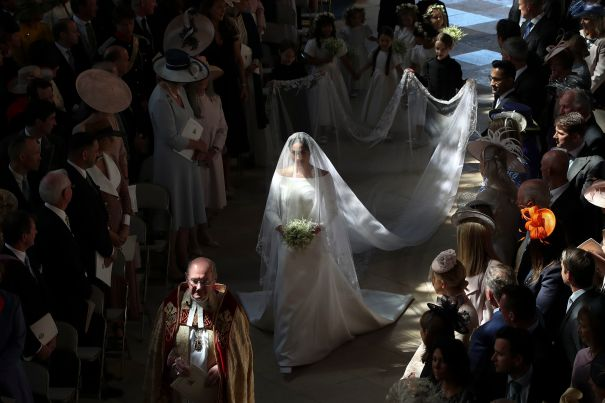 2018- Wedding Dress One