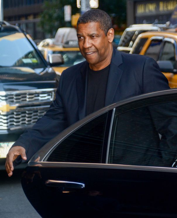 Denzel Washington Passed On 'Seven'