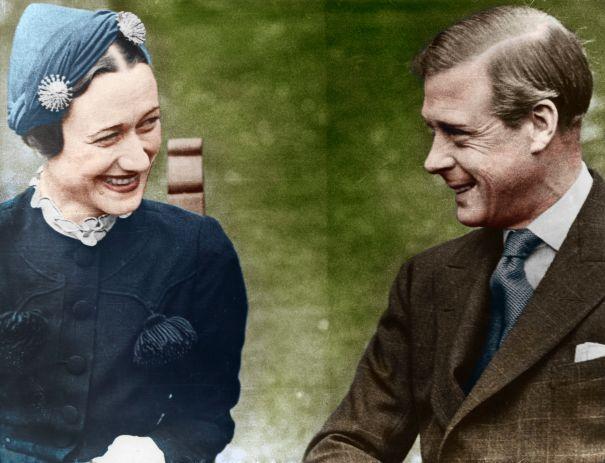 June 1937: Duke And Duchess Of Windsor