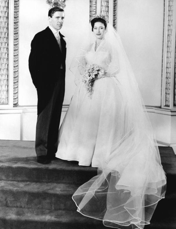 May 1960: Princess Margaret And Antony Armstrong-Jones