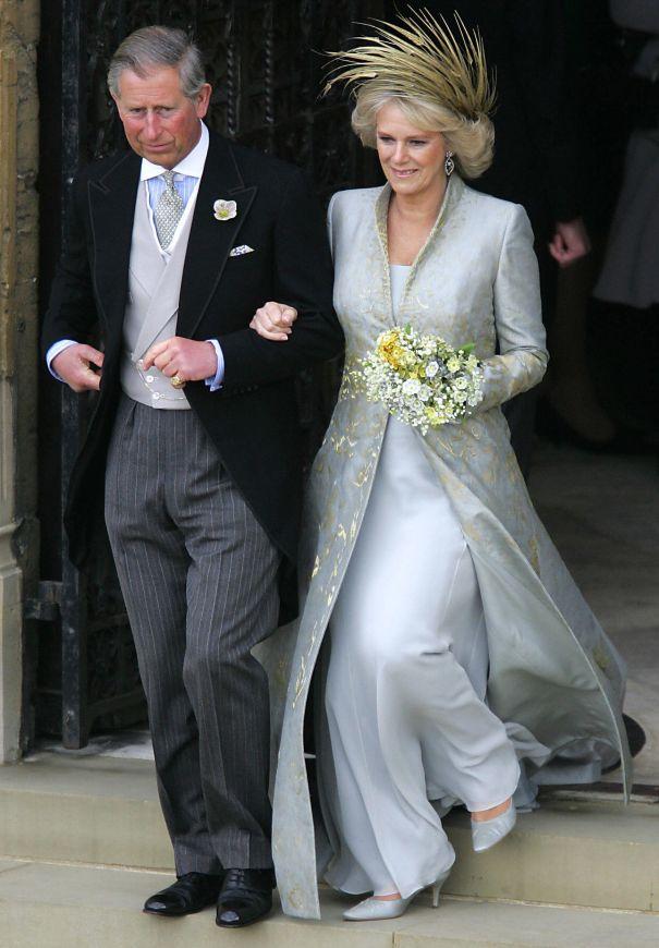 April 2005: Prince Charles And Camilla Parker Bowles