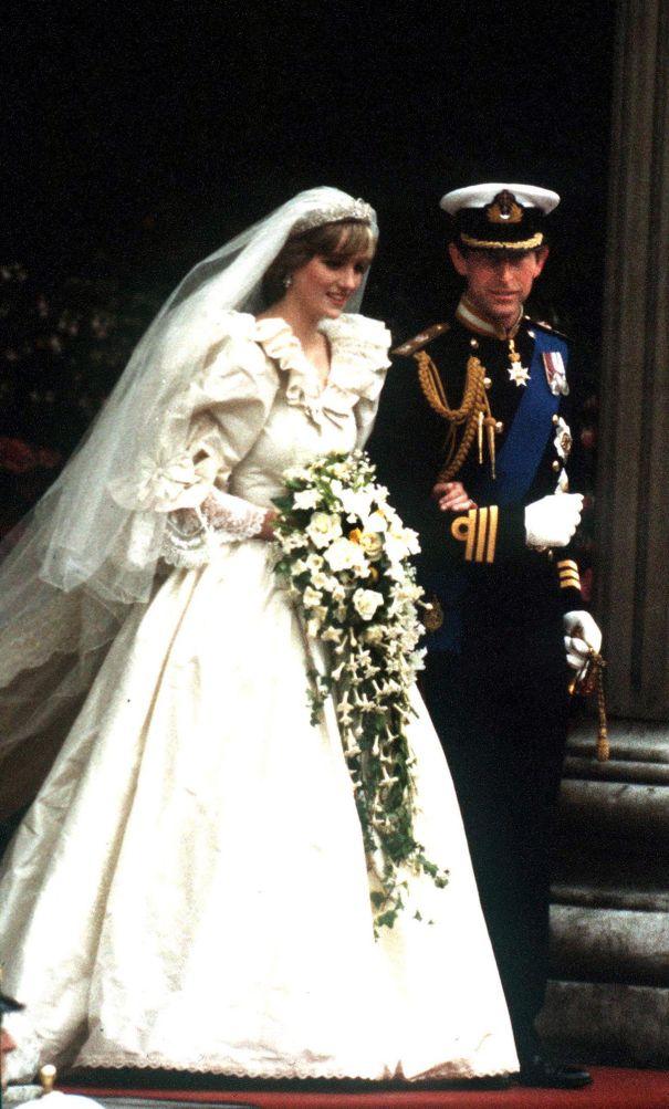 June 1981: Prince Charles And Princess Diana