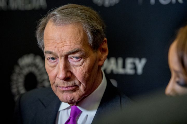 Charlie Rose - Getty Images
