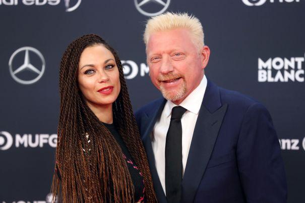 Tennis Legend Boris Becker And Wife Split