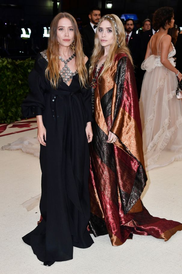 Mary-Kate + Ashley Olsen