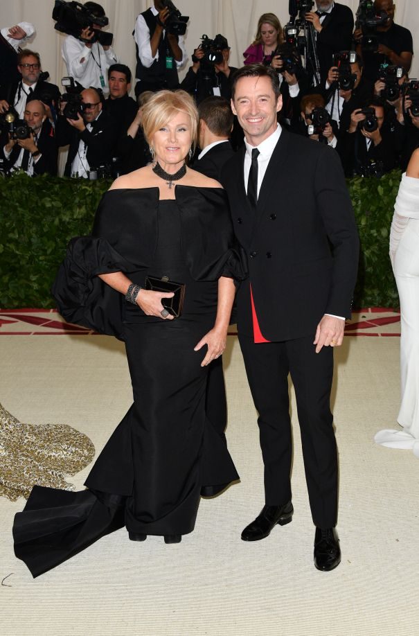 Deborra-lee Furness + Hugh Jackman