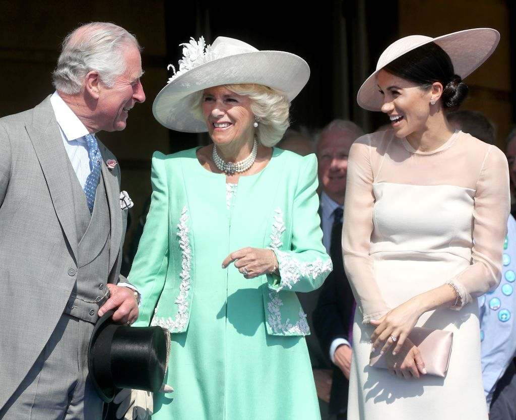 Party was held ahead of Prince Charles' 70th birthday