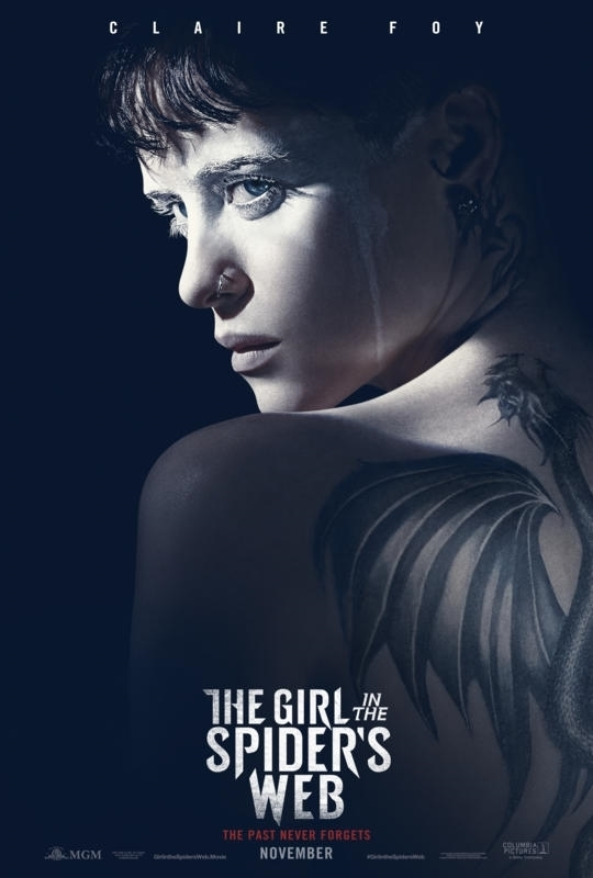 'The Girl In The Spider's Web'