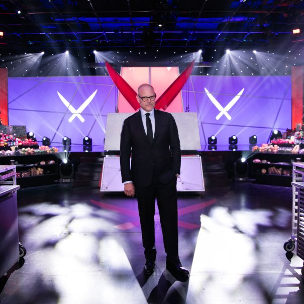 'Iron Chef America' - season premiere