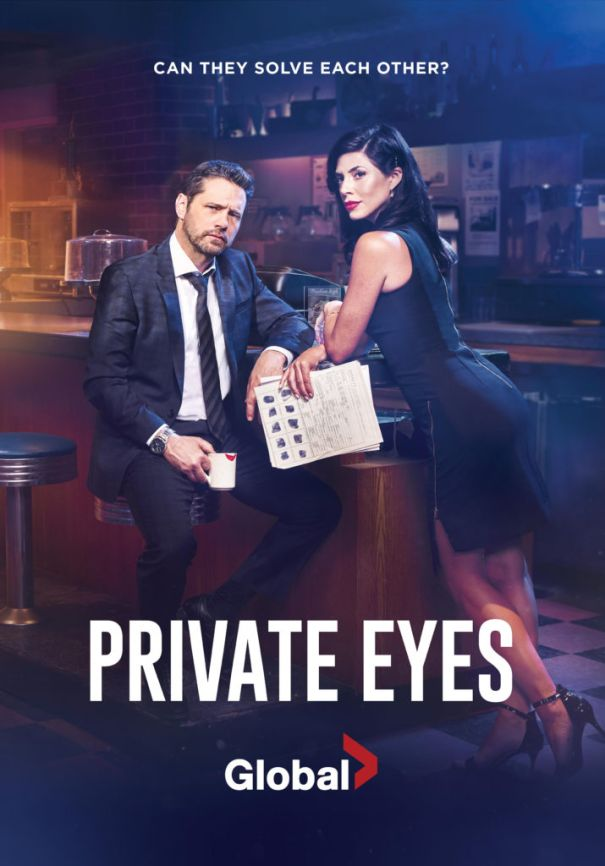 'Private Eyes' - season premiere