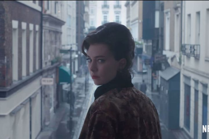 Vanessa Kirby as Princess Margaret in 'The Crown'