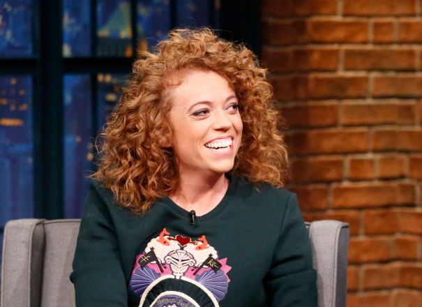 'The Break with Michelle Wolf' - series premiere