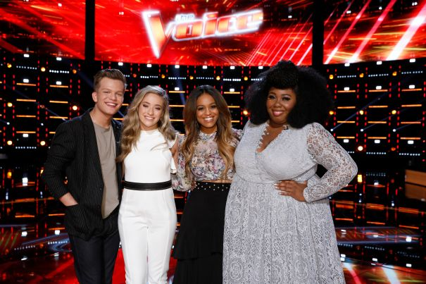'The Voice' - season finale