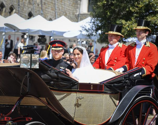 A Royal Carriage Ride