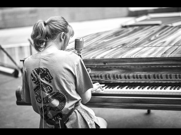 The Prettiest Piano