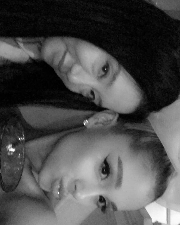 Ariana Grande And Vera Wang