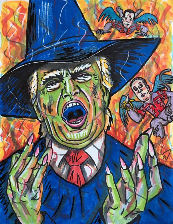 Wicked Witch Of The West Wing