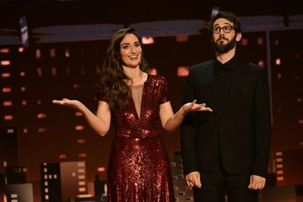 More From Groban And Bareilles