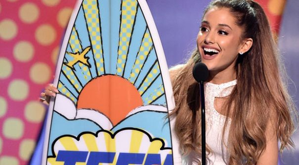 When she pulled a major upset at the Teen Choice Awards
