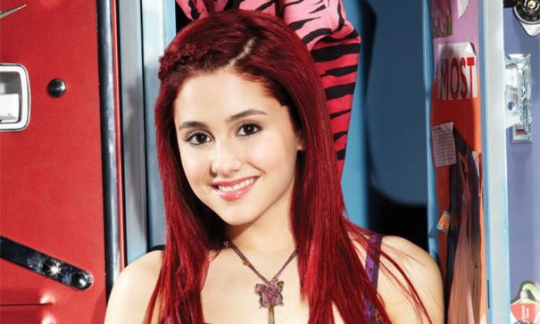 When she was 'Victorious'