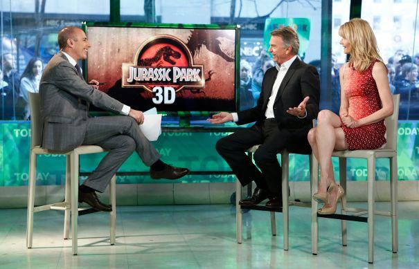 Dinos in 3D