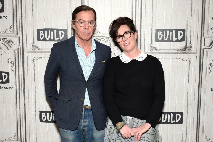 Andy And Kate Spade - Getty Images