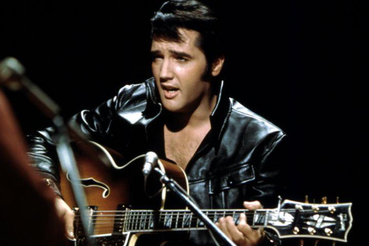Elvis Presley - Getty Images