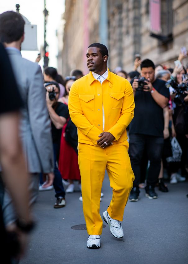 A$AP Ferg Is All Yellow