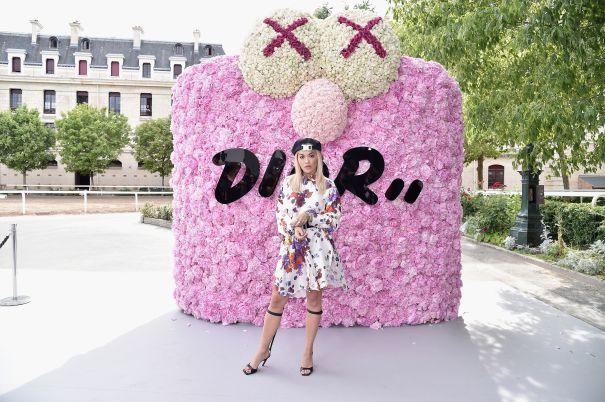 Rita Ora Brings The Snap-Back Back