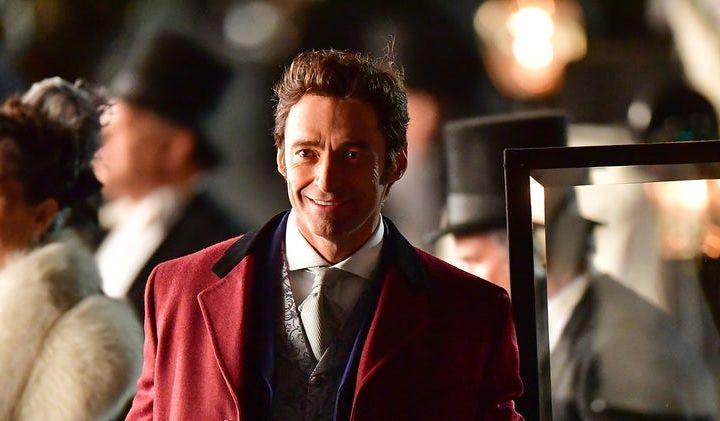 "Hugh Jackman in ""The Greatest Showman"" - 20th Century Fox"