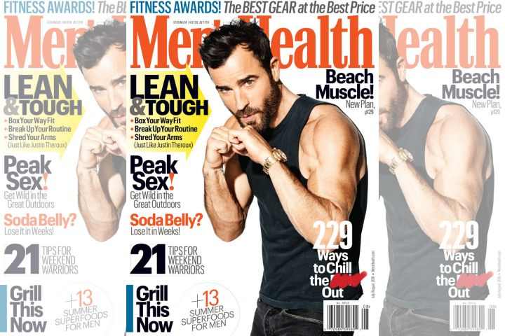Ben Watts/Men's Health