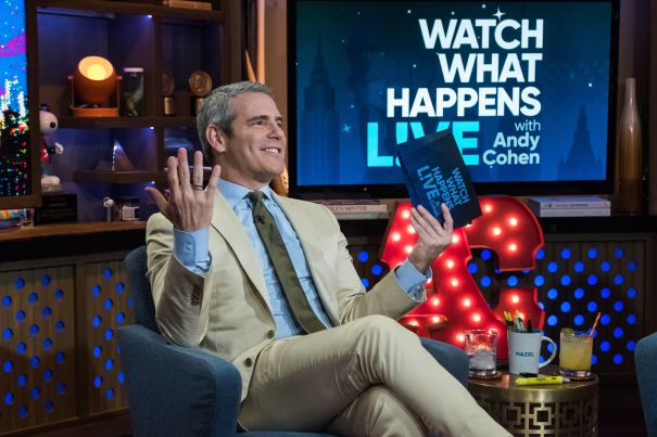 Andy Cohen - 'Watch What Happens Live'