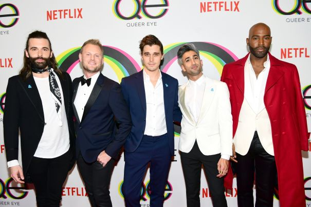The Entire Cast Of 'Queer Eye'