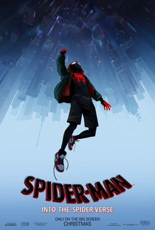 'Spider-Man: Into The Spider-Verse'