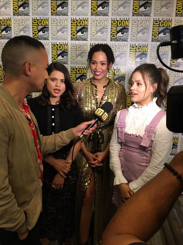 The 'Charmed' Cast