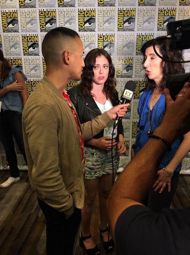 'Crazy Ex-Girlfriend' Star, Showrunner