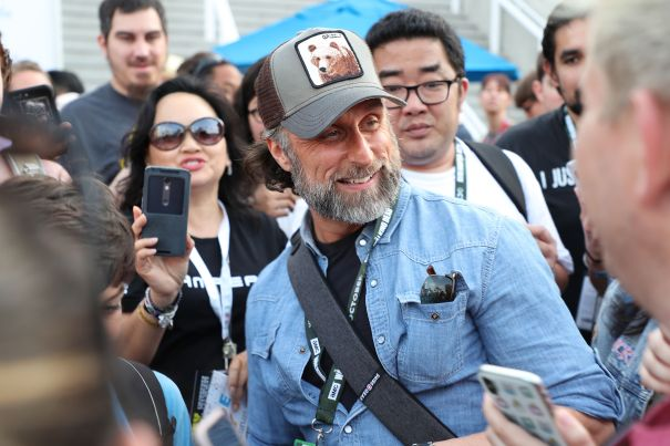 Andrew Lincoln Joins The Zombies At Comic-Con