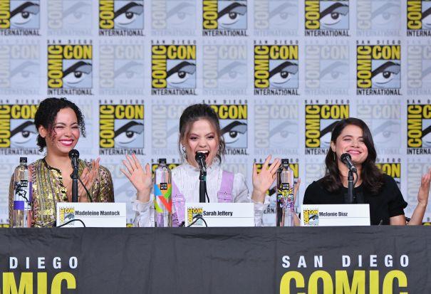 'Charmed Panel'