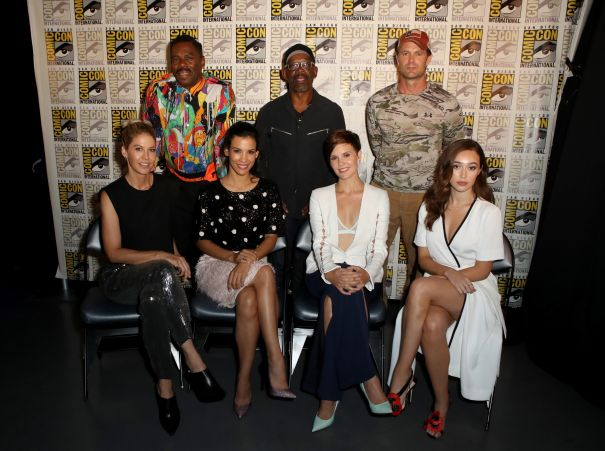 'Fear The Walking Dead' Cast