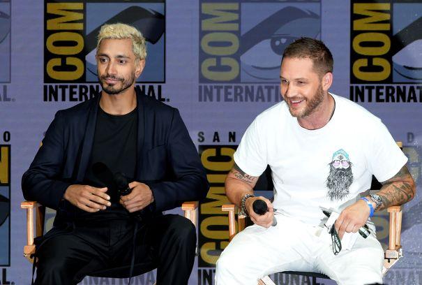 Riz Ahmed Joins Tom Hardy On 'Venom'