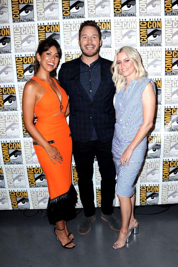 'Lego Movie 2' Hits Comic-Con
