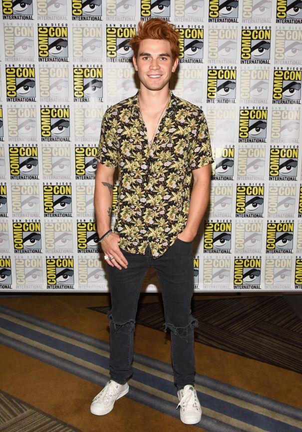 'Riverdale' Star KJ Apa