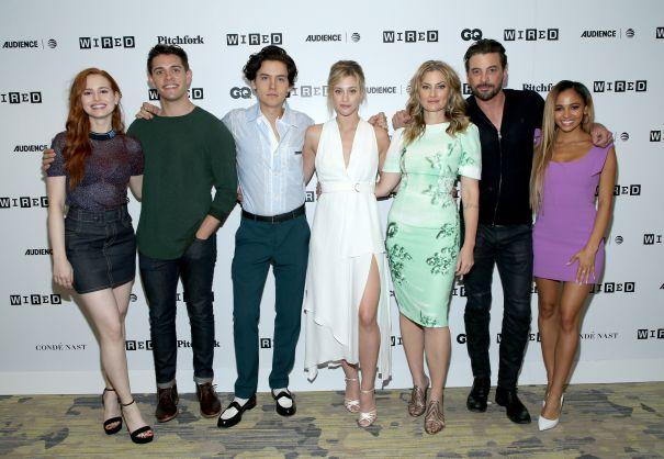 'Riverdale' Cast Comes To Comic-Con