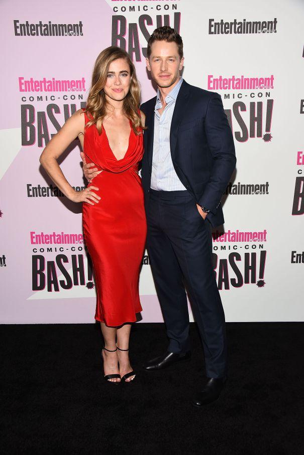 'Manifest' Stars Melissa Roxbrough And Josh Dallas