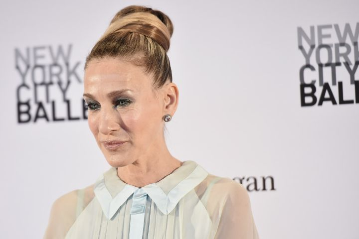 Sarah Jessica Parker spoke to Gwyneth Paltrow for her Goop podcast