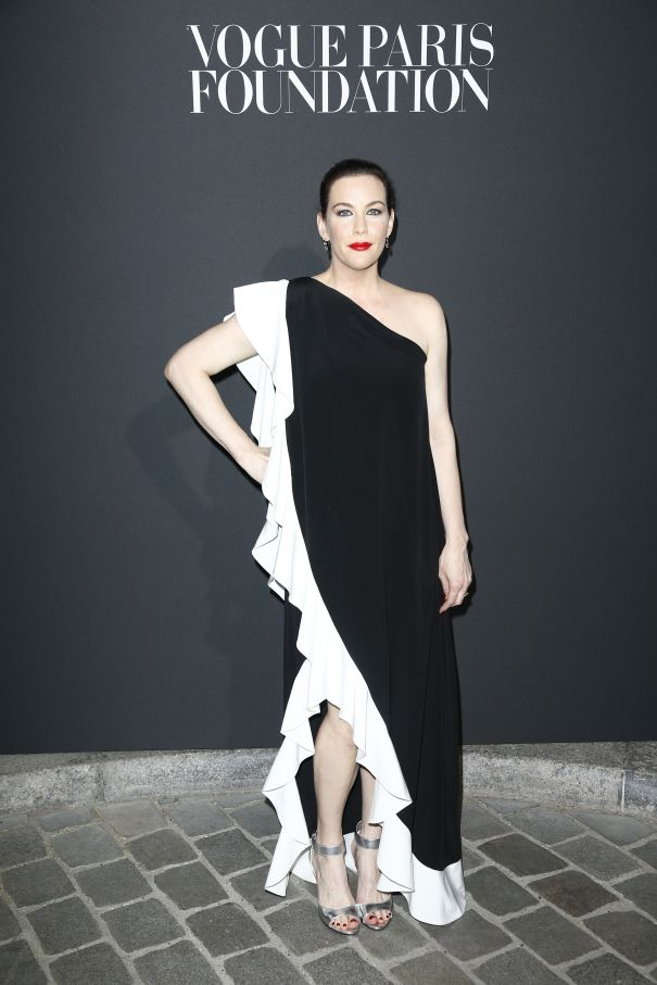 Liv Tyler Goes Chic For Vogue