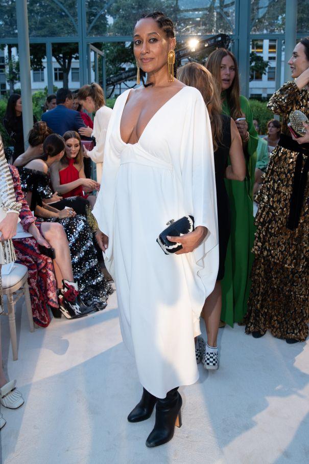 Tracee Ellis Ross Goes Glam In Paris