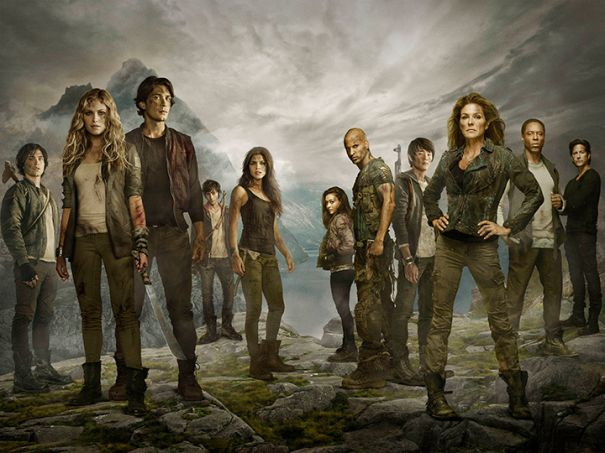 'The 100' - season finale