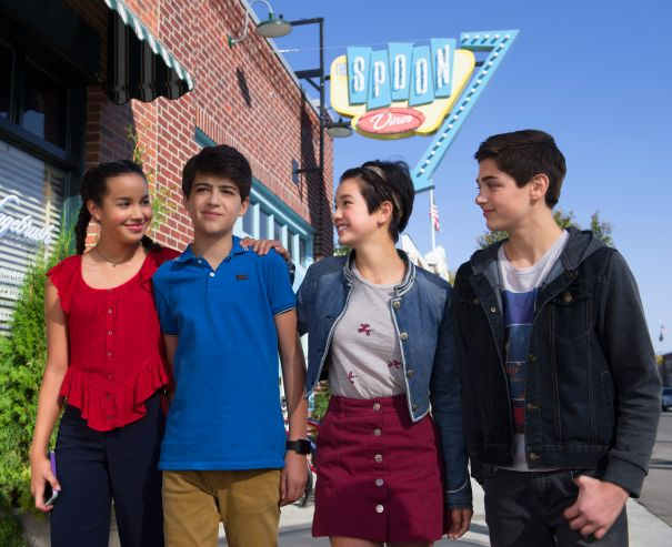 'Andi Mack' - season finale