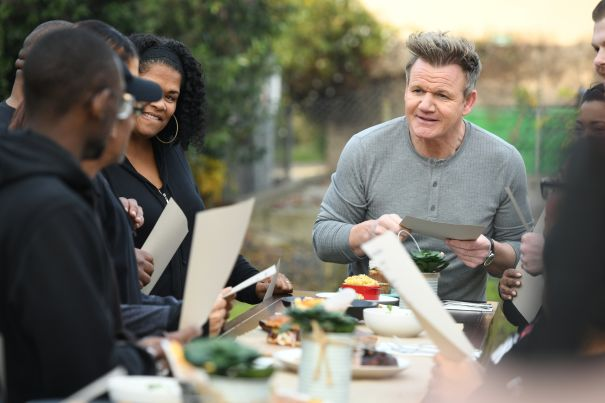 'Gordon Ramsay's 24 Hours to Hell and Back' - season finale
